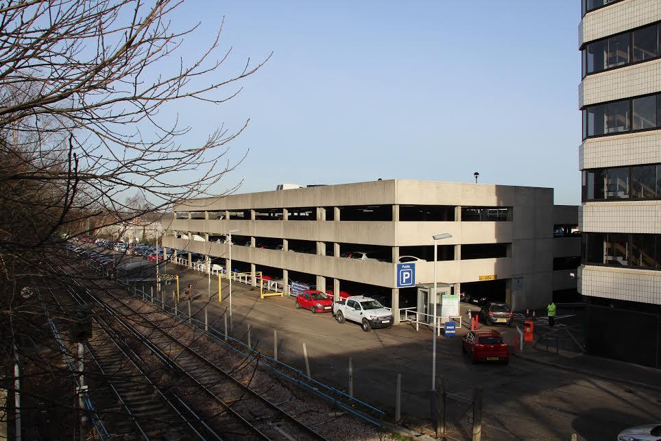 Station Square Car Park Bracknell