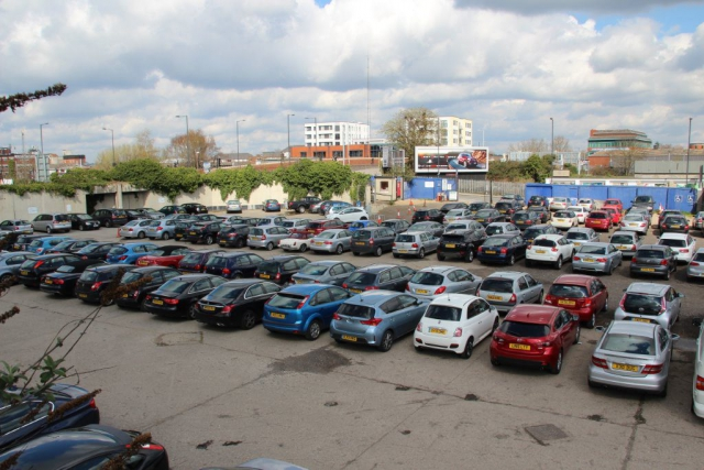 Slough Brunel Way Car Park
