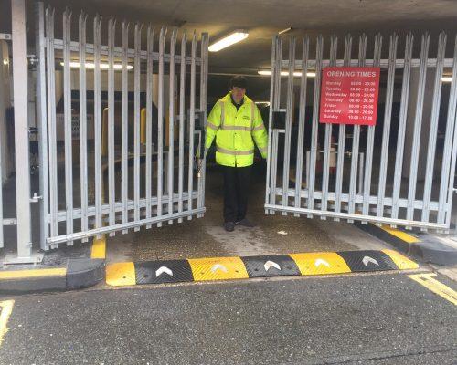 Sthampton gates 1