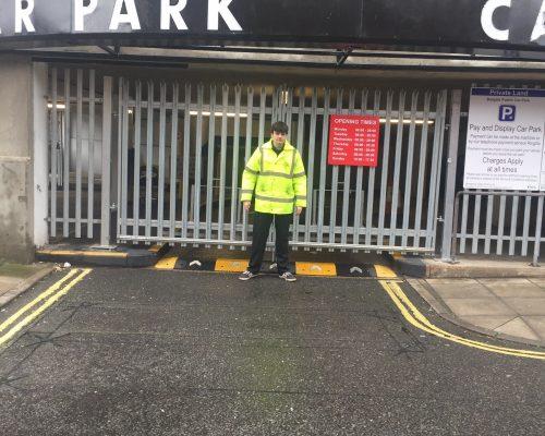 Sthampton gates 3