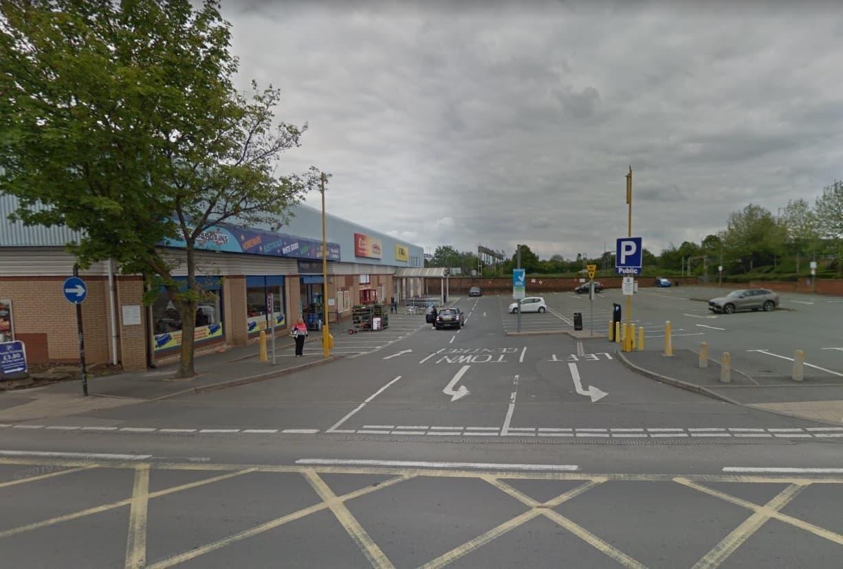Nuneaton Station Retail Park