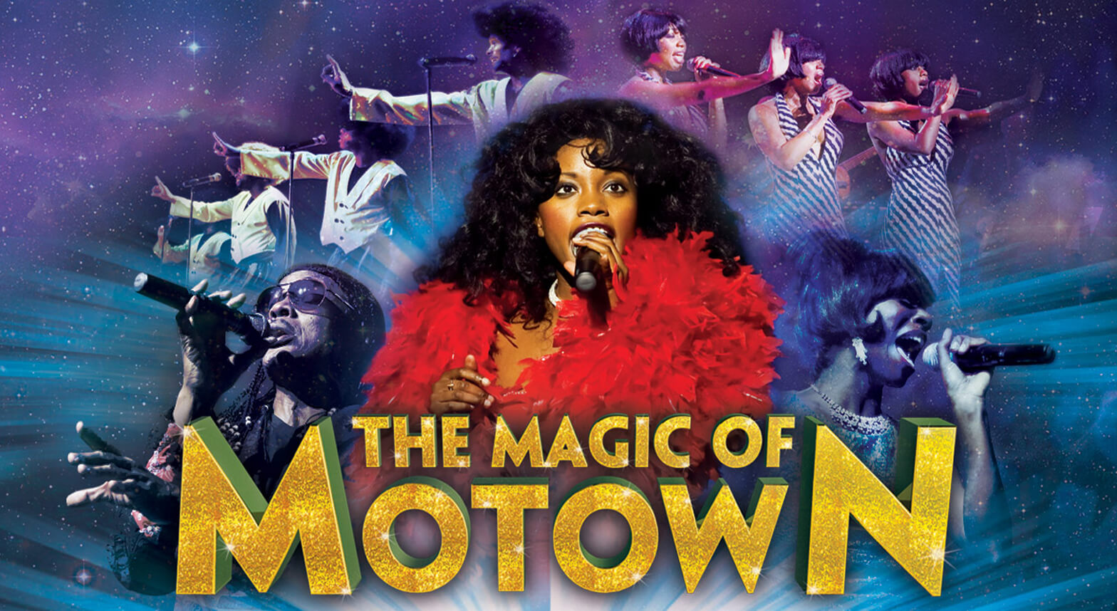 The Magic of Motown steams into Arena Birmingham on 8 November 2019
