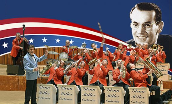 Pre-book Parking to see the UK's most renowned big band Glenn Miller Orchestra