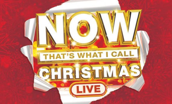 Now That's What I Call Christmas Live